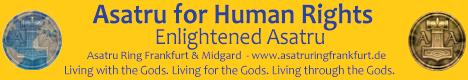 Asatru for Human Rights - Enlightened Asatru - Asatru Ring Frankfurt und Midgard