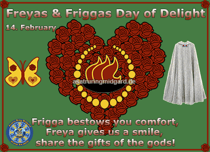 Freyas and Friggas Day of Delight