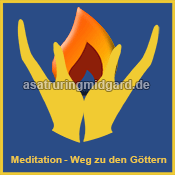 Meditation den Göttern in Stille begegnen